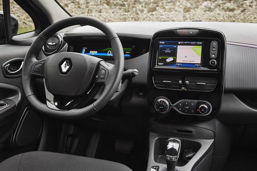 Elektrisierender Fahrspaß Renault Zoe